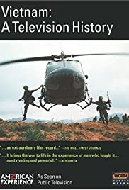 Vietnam: A Television History Poster