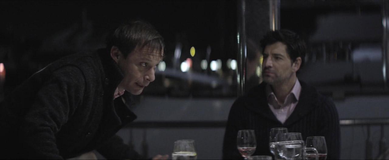 Yorgos Pirpassopoulos and Sakis Rouvas in Chevalier (2015)