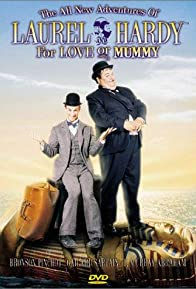 Primary photo for The All New Adventures of Laurel & Hardy in 'For Love or Mummy'