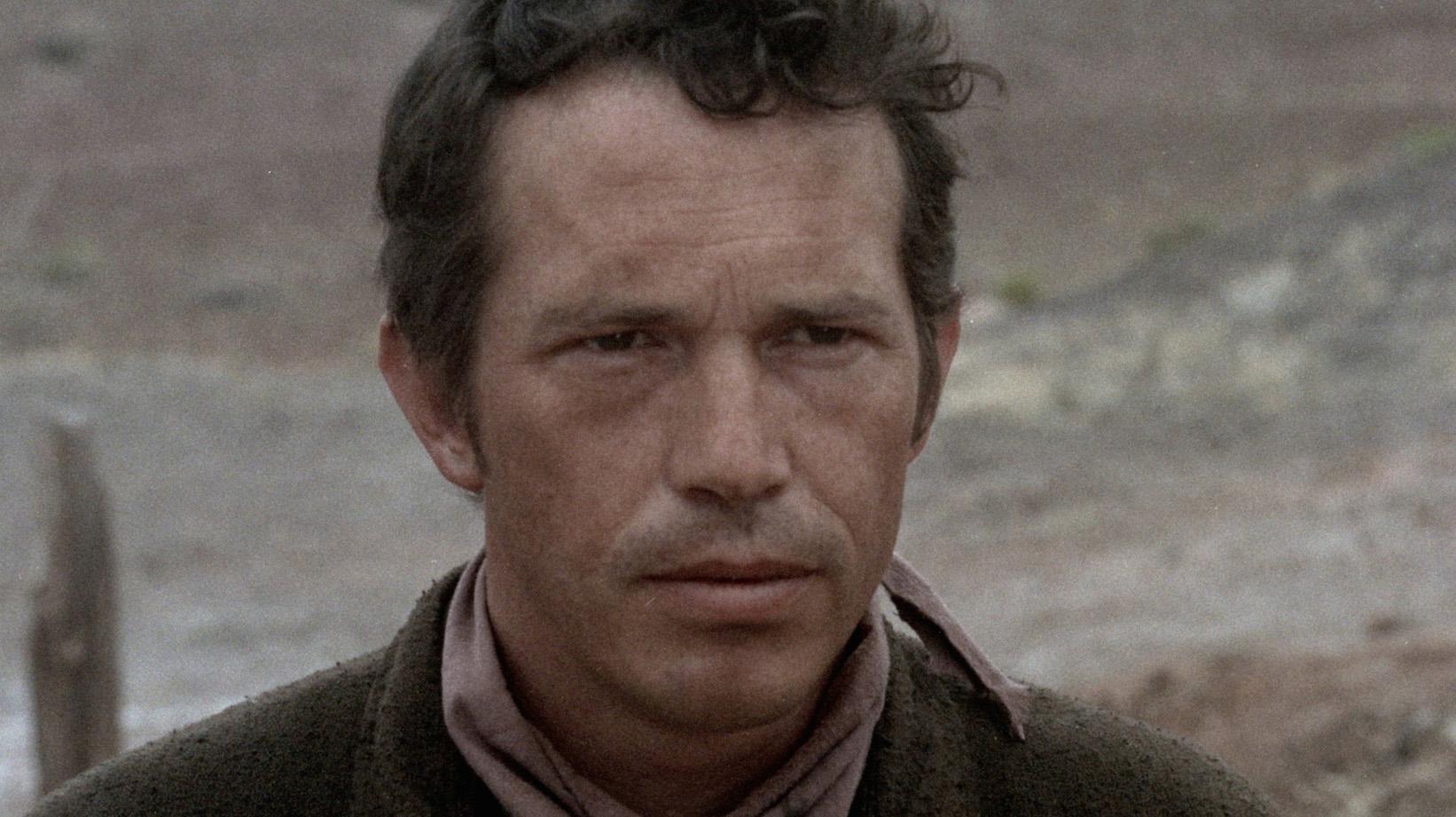 Warren Oates in The Shooting (1966)