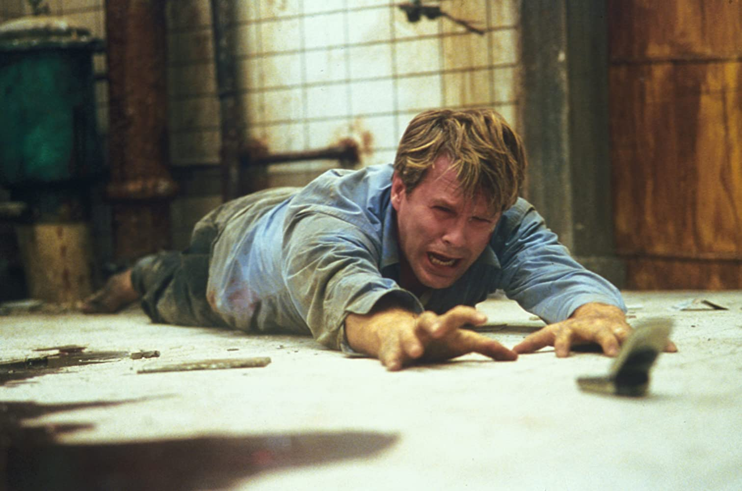 Cary Elwes in Saw (2004)