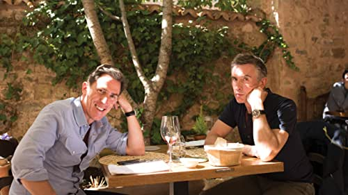 Steve Coogan and Rob Brydon reunite for a third adventure together, a food-and-drink road trip through Spain.