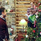 Candace Cameron Bure and David O'Donnell in Christmas Under Wraps (2014)