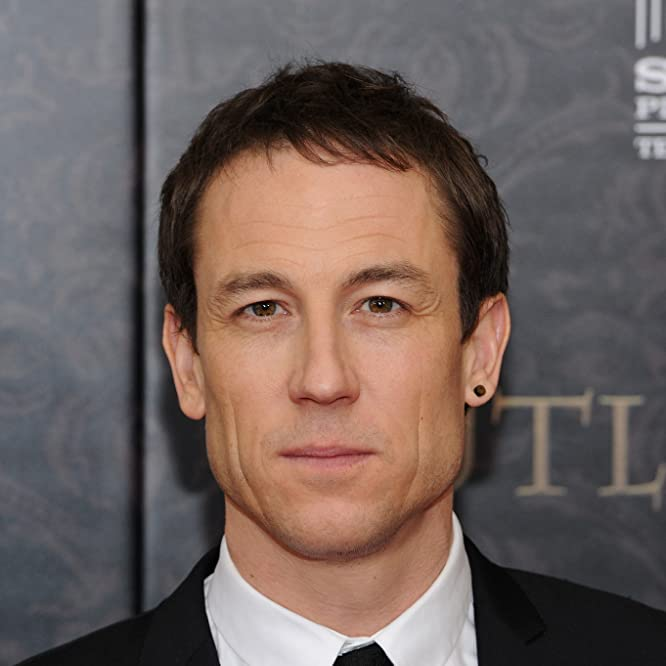 Tobias Menzies at an event for Outlander (2014)