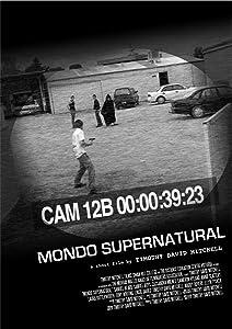 Watching free english movies Mondo Supernatural by [hd720p]