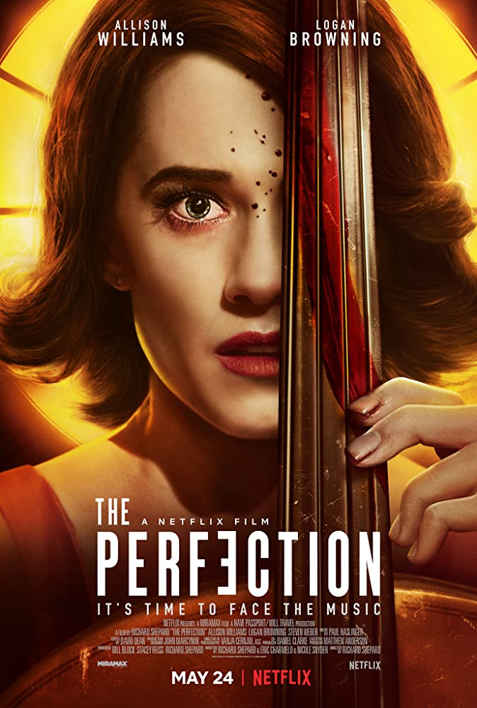 Allison Williams in The Perfection (2018)