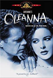 Oleanna (1994) Poster - Movie Forum, Cast, Reviews