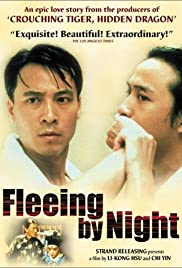 Fleeing by Night Poster