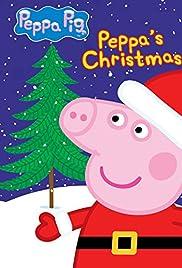 Peppa Pig: Peppa's Christmas Poster