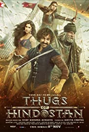 Thugs of Hindostan (2018) Hindi 720p BluRay x264 AC3 5.1