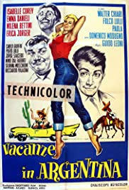 Vacanze in Argentina Poster
