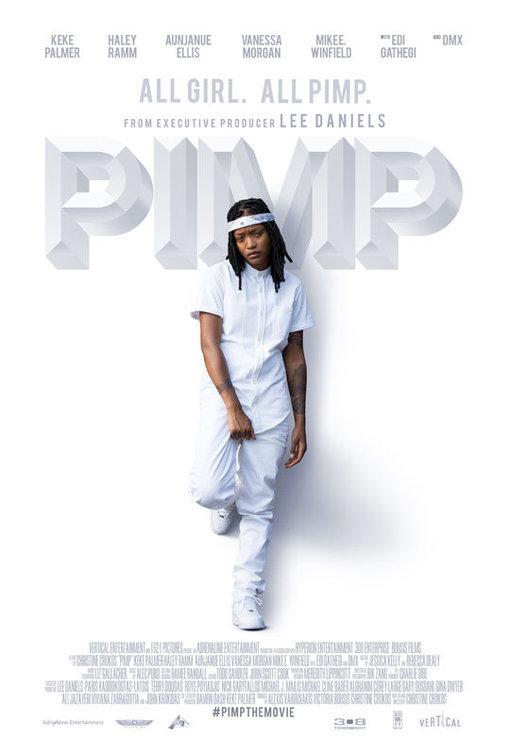 Keke Palmer in Pimp (2018)