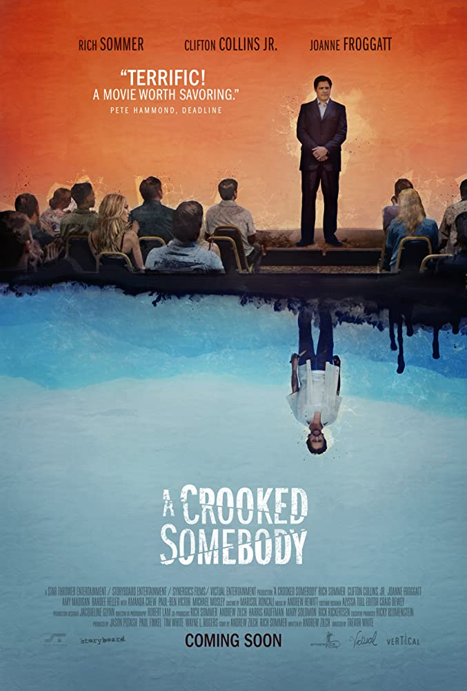 فيلم A Crooked Somebody مترجم