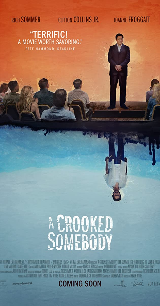 Subtitle of A Crooked Somebody