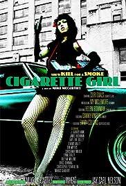 Cigarette Girl Poster