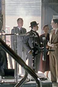Jeremy Northam, Tushka Bergen, Hugh Fraser, and David Suchet in Poirot (1989)