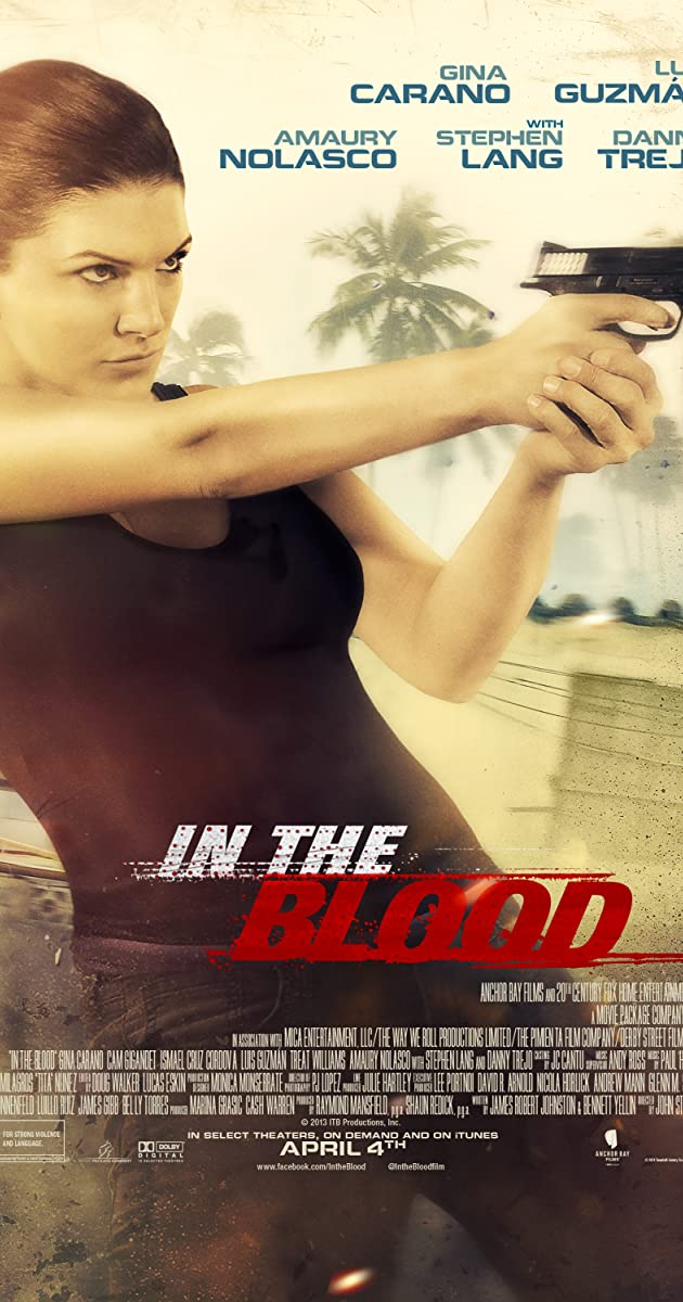 Subtitle of In the Blood