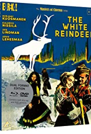 With the Reindeer Poster