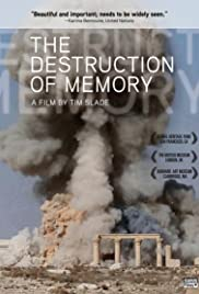 The Destruction of Memory Poster
