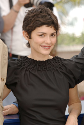Audrey Tautou at an event for The Da Vinci Code (2006)
