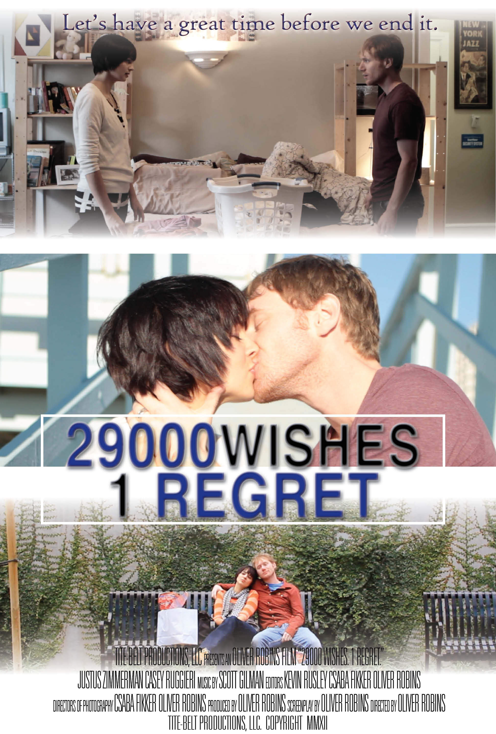 29000 Wishes. 1 Regret. on FREECABLE TV