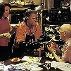 Henry Winkler, Nathan Davis, and Siobhan Fallon Hogan in Holes (2003)