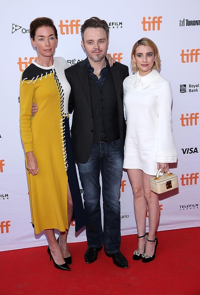 Matthew Newton, Julianne Nicholson, and Emma Roberts