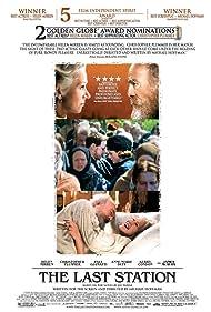 Helen Mirren and Christopher Plummer in The Last Station (2009)