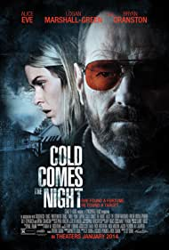 Bryan Cranston and Alice Eve in Cold Comes the Night (2013)