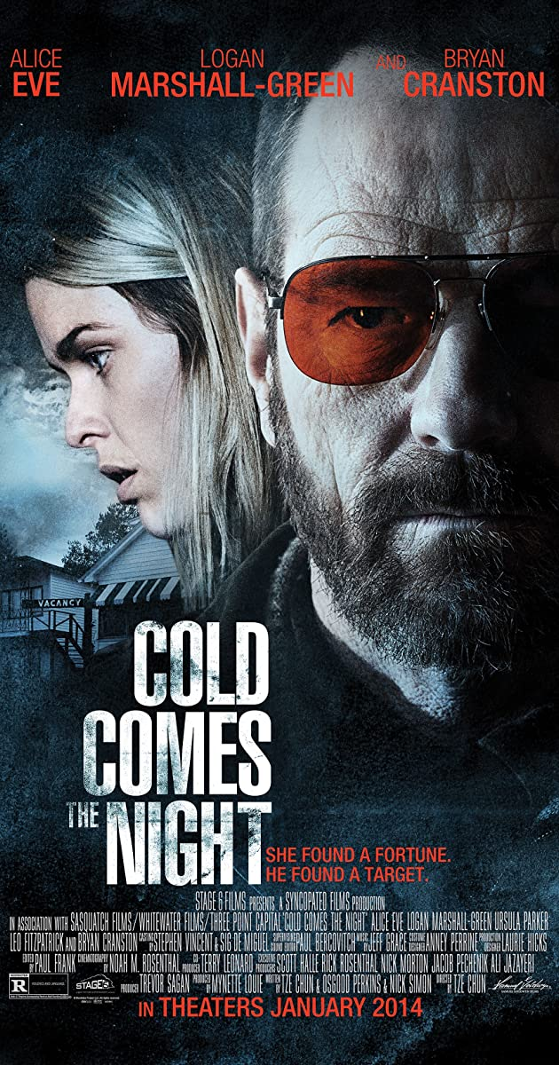 Subtitle of Cold Comes the Night
