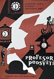 Az alvilág professzora Poster