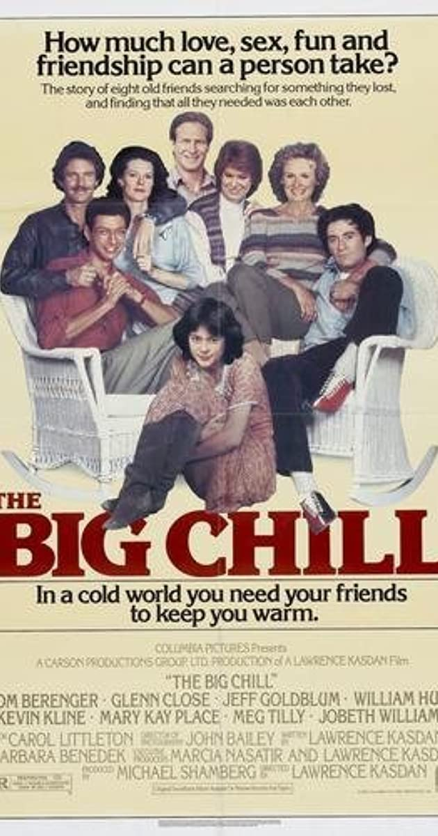 Subtitle of The Big Chill