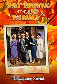 Pat Boone and Family Thanksgiving Special Poster