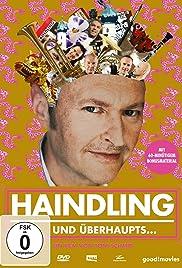 Haindling - und überhaupts... Poster