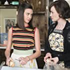 Odette Annable and Dominique McElligott in The Astronaut Wives Club (2015)