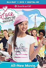 Olivia Rodrigo in Grace Stirs Up Success (2015)