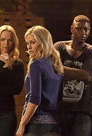 Anna Paquin, Lauren Bowles, Kevin Alejandro, Nelsan Ellis, and Rutina Wesley in True Blood (2008)