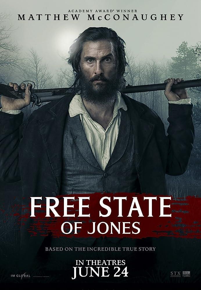 Film Free State of Jones (2016)