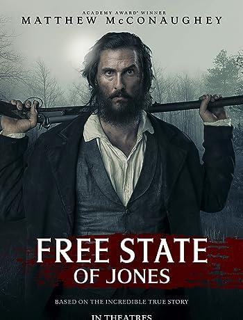 Free State of Jones (2016) 1080p