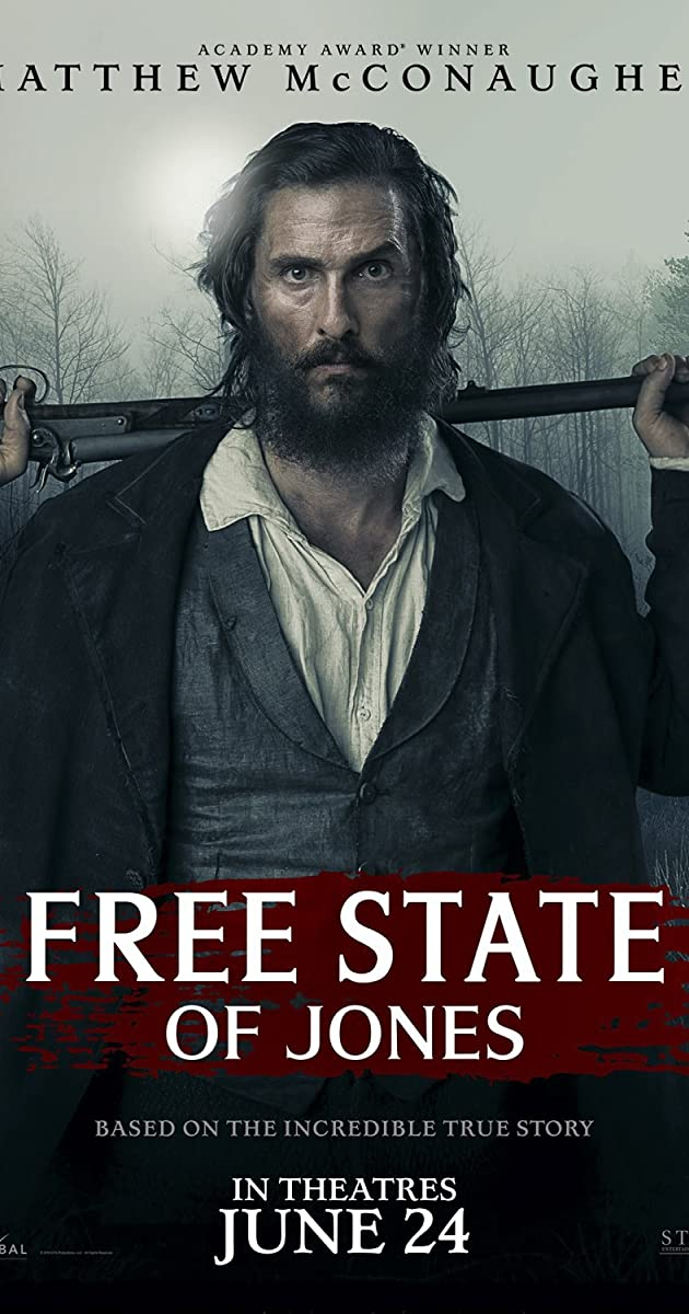 Subtitle of Free State of Jones