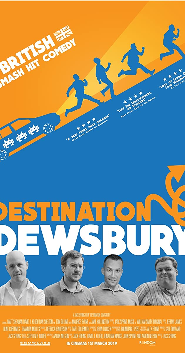 Subtitle of Destination: Dewsbury