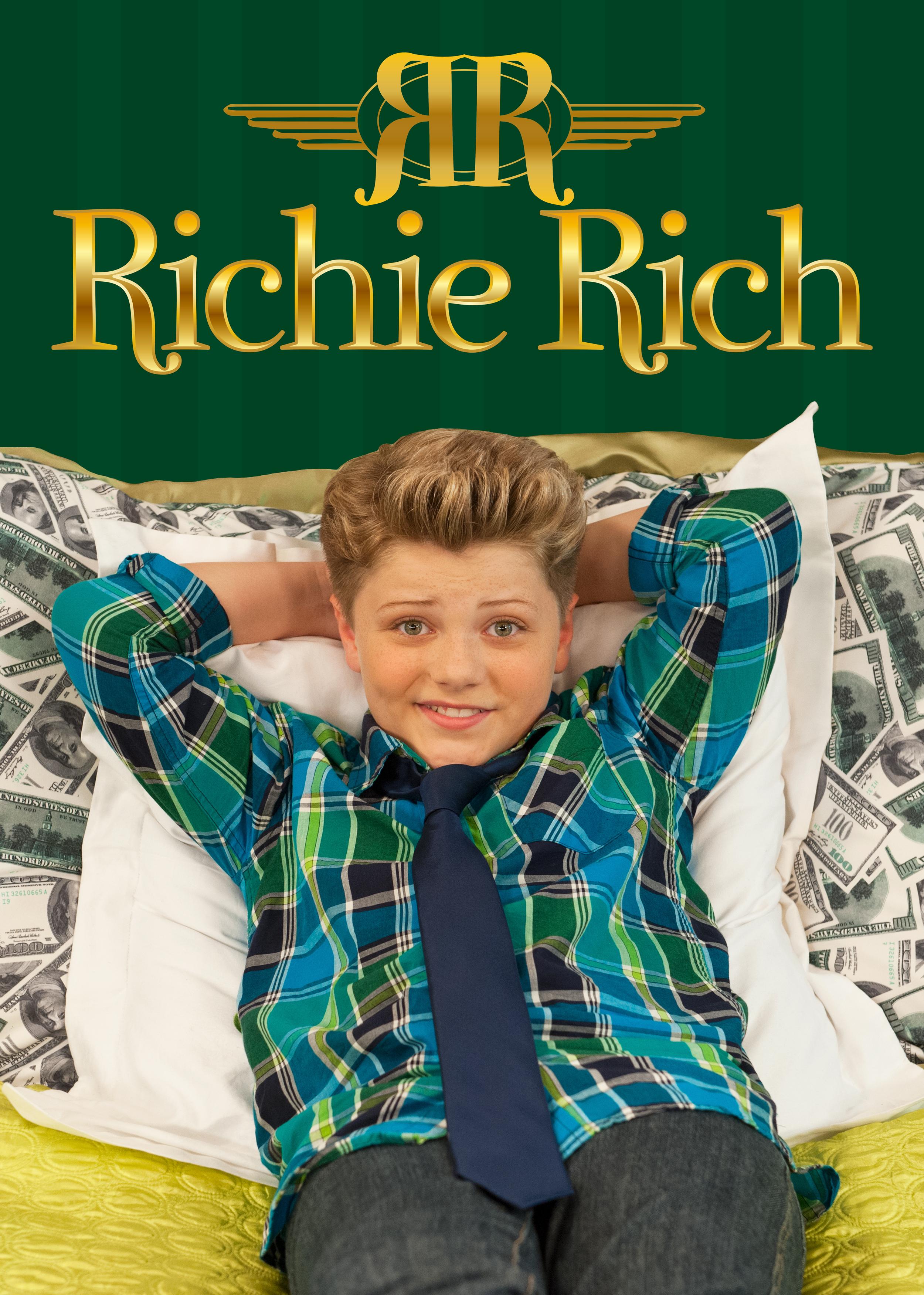 Jake Brennan in Richie Rich (2015)