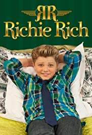 Richie Rich Poster - TV Show Forum, Cast, Reviews
