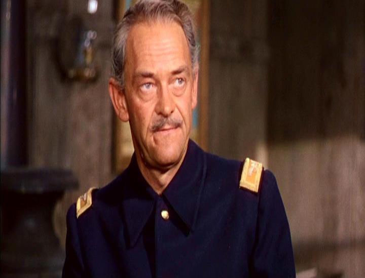 John McIntire in War Arrow (1953)