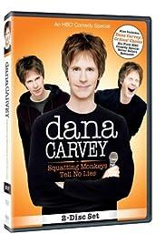 Dana Carvey: Squatting Monkeys Tell No Lies Poster