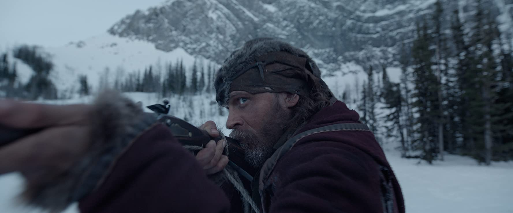 Tom Hardy in The Revenant (2015)