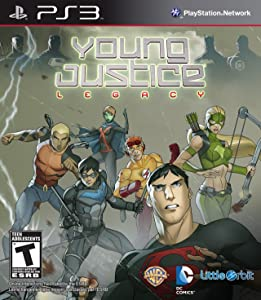 Dvd movie mp4 free download Young Justice: Legacy [SATRip]