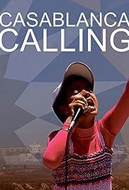 Casablanca Calling Poster