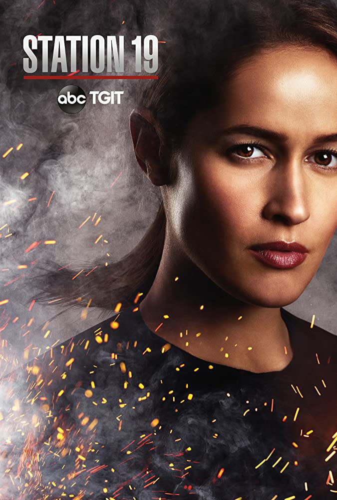 Jaina Lee Ortiz in Station 19 (2018)