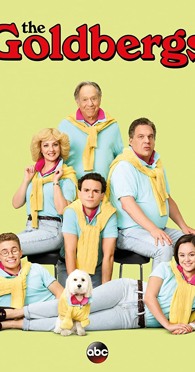 the goldbergs tv series 2013 imdb